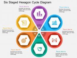 92446796 Style Circular Hub-Spoke 6 Piece Powerpoint Presentation Diagram Infographic Slide