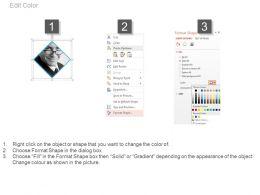 32813127 Style Essentials 1 Our Team 6 Piece Powerpoint Presentation Diagram Infographic Slide
