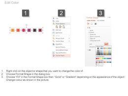 85719338 Style Essentials 1 Roadmap 6 Piece Powerpoint Presentation Diagram Infographic Slide