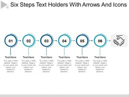 six_steps_text_holders_with_arrows_and_icons_Slide01
