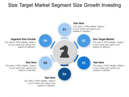 Size Target Market Segment Size Growth Investing Operating