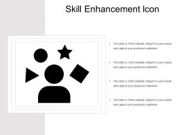 Skill Enhancement Icon