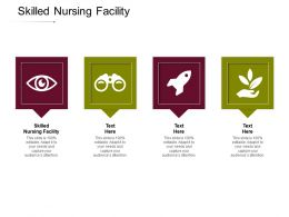 Skilled Nursing Facility Ppt Powerpoint Presentation Model Layout Cpb
