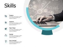 Skills Assertive J160 Ppt Powerpoint Presentation File Influencers