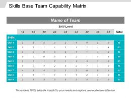 skills_base_team_capability_matrix_powerpoint_show_Slide01