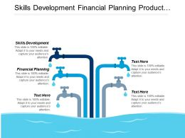 Skills Development Financial Planning Product Management Market Segmentation Cpb