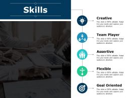 Skills Goal Oriented Ppt Powerpoint Presentation File Styles