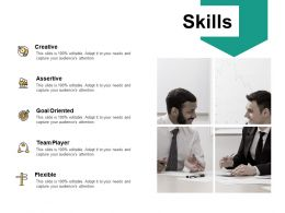 Skills Goal Oriented Ppt Powerpoint Presentation Professional Slide Download