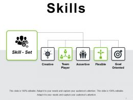 Skills Powerpoint Slide Presentation Tips