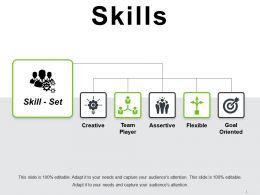 Skills Powerpoint Slide Presentation Tips