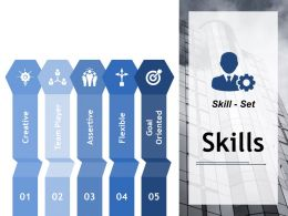Skills Ppt Inspiration Influencers