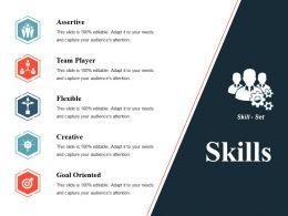 Skills Ppt Show