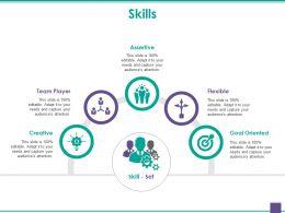 Skills Presentation Images