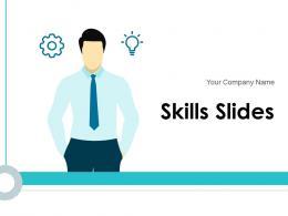 Skills Slides Resource Organizational Performance Evaluation Planning Success