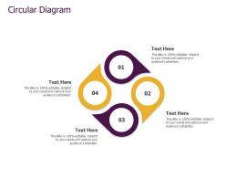 Slack Pitch Deck Circular Diagram Ppt Powerpoint Presentation Pictures Icons