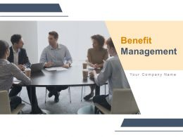 Benefit Management Development Training Customization Measure