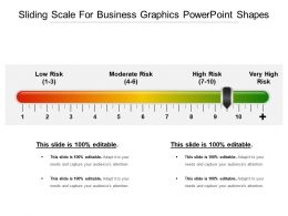 sliding_scale_for_business_graphics_powerpoint_shapes_Slide01