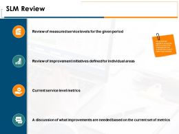 SLM Review Big Data Ppt Powerpoint Presentation Portfolio Images