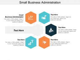 Small Business Administration Ppt Powerpoint Presentation Icon Graphic Images Cpb