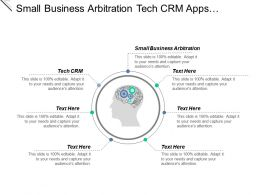Small Business Arbitration Tech Crm Apps Measure Personality Traits Cpb