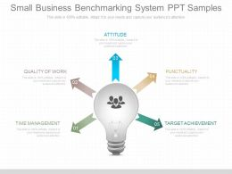 Small Business Benchmarking System Ppt Samples