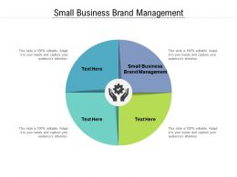 Small Business Brand Management Ppt Powerpoint Presentation Gallery Graphics Download Cpb