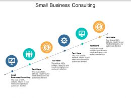 Small Business Consulting Ppt Powerpoint Presentation Styles Format Ideas Cpb