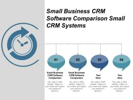 Small Business Crm Software Comparison Small Crm Systems Cpb