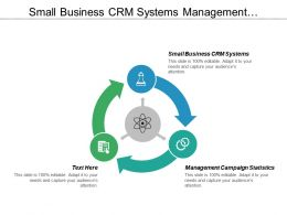Small Business Crm Systems Management Campaign Statistics Lead Insights Cpb