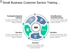 small_business_customer_service_training_development_solutions_iterative_prototyping_cpb_Slide01