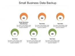 Small Business Data Backup Ppt Powerpoint Presentation Download Cpb