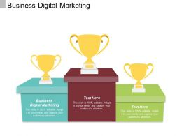 Small Business Digital Marketing Ppt Powerpoint Presentation Gallery Elements Cpb