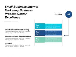 Small Business Internet Marketing Business Process Center Excellence Cpb