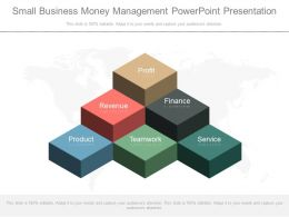 Small Business Money Management Powerpoint Presentation