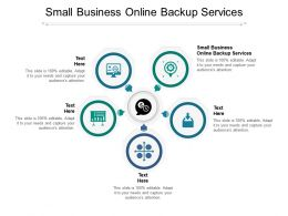 Small Business Online Backup Services Ppt Powerpoint Presentation Professional Skills Cpb