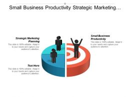 Small Business Productivity Strategic Marketing Planning Strategies Viral Marketing Cpb