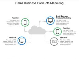 Small Business Products Marketing Ppt Powerpoint Presentation Professional Smartart Cpb