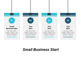 Small Business Start Ppt Powerpoint Presentation Icon Slides Cpb