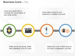 Smart And Wearable Watch Entertainment Startup Ppt Icons Graphics
