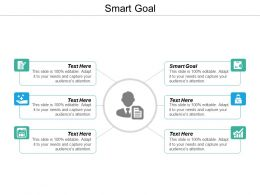 Smart Goal Ppt Powerpoint Presentation Show Format Cpb