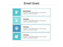 Smart Goals Ppt Powerpoint Presentation Styles Information Cpb