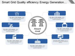 Smart Grid Quality Efficiency Energy Generation Storage Options Power Distribution Demand