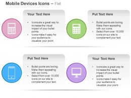 Smart Phone Laptop Computer Technology Ppt Icons Graphics