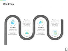 Smart Phone Strategy Roadmap Ppt Powerpoint Presentation Ideas Rules