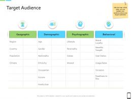 Smart Phone Strategy Target Audience Ppt Powerpoint Presentation File Grid