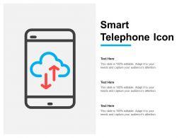 Smart Telephone Icon