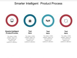 Smarter Intelligent Product Process Ppt Powerpoint Presentation Summary Cpb