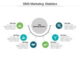 SMS Marketing Statistics Ppt Powerpoint Presentation Slides Summary Cpb