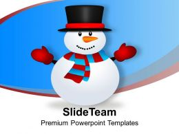 snowman_vector_cartoon_christmas_powerpoint_templates_ppt_themes_and_graphics_0113_Slide01