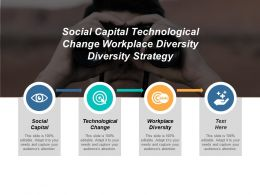 Social Capital Technological Change Workplace Diversity Diversity Strategy Cpb
